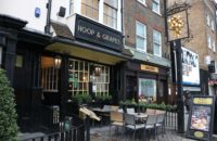 Hoop & Grapes pub near Aldgate Station