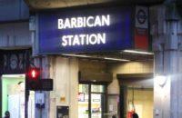 Barbican Underground Station
