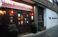 The Shakespeare near Barbican