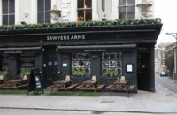 Sawyers Arms near Paddington station