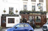 The Antelope near Sloane Square