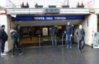Towerhill Underground Station